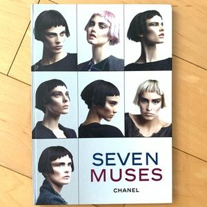 Chanel Seven Muses Hardcover Catalog 2012/2013